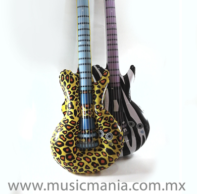 Guitarra Inflable