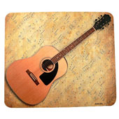 Mouse pad Guitarcia