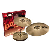 Platillos Paiste (rock set)